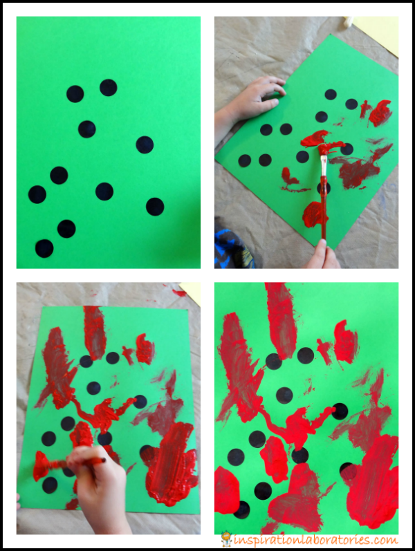Ten Black Dots Art and Storytelling