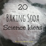 Science at Home: Baking Soda Science