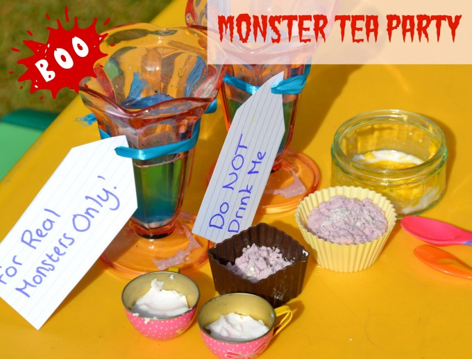 Monster Tea Party