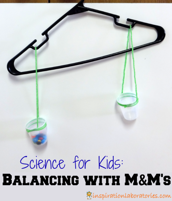 Candy Science: Balancing with M&M's