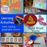 The Sunday Showcase - Learning Activities