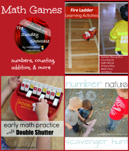 The Sunday Showcase - Math Games