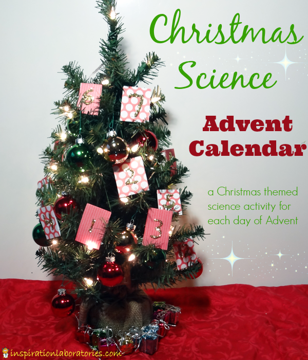 Christmas Science Advent Calendar | Inspiration Laboratories
