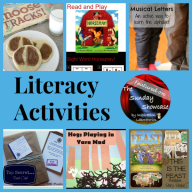 The Sunday Showcase - Literacy Activities