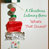 Christmas Listening Game