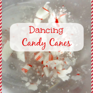Dancing Candy Canes