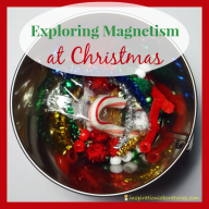 Exploring Magnetism at Christmas