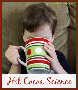 Hot Cocoa Science