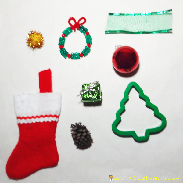 Christmas Mystery Bag - Day 19 of our Christmas Science Advent Calendar
