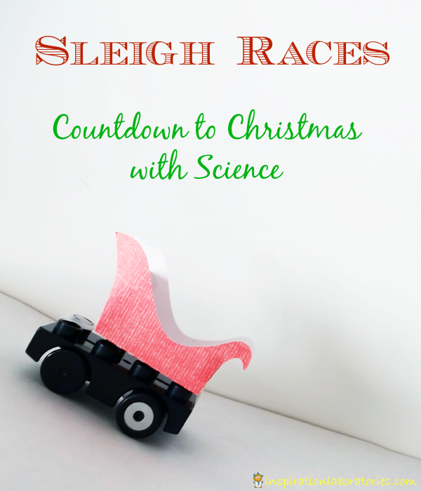 Sleigh Races: Christmas Science Advent Calendar Day 3
