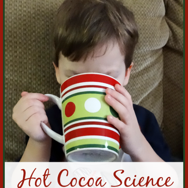 Hot Cocoa Science - Day 24 of our Christmas Science Advent Calendar