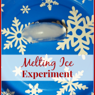 Melting Ice Experiment