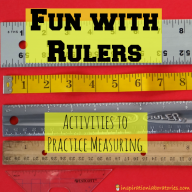 Challenge and Discover: Fun with Rulers