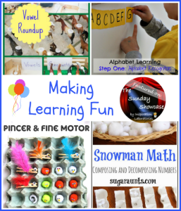 The Sunday Showcase - Making Learning Fun