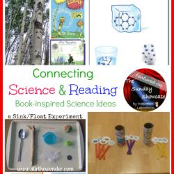 The Sunday Showcase - Connecting Science and Reading