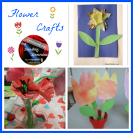 The Sunday Showcase - Flower Crafts