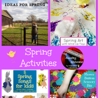 The Sunday Showcase - Spring Activities