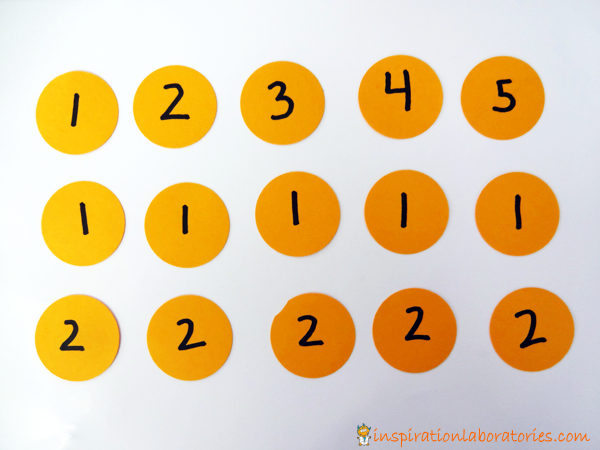 Super Hero Math Game: Catch a Villain - Practice number recognition, counting, and addition in this great game that gets kids moving. Have fun #SuperHeroing