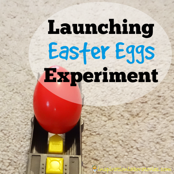 Launching Easter Eggs Experiment