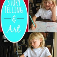 Storytelling through Art