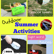 The Sunday Showcase - Outdoor Summer Activities