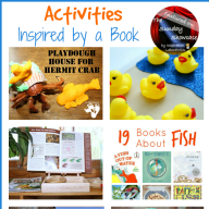 The Sunday Showcase - Activities Inspired by a Book
