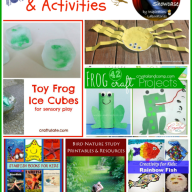 The Sunday Showcase - Animal Crafts & Activities