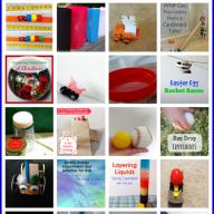 20 Preschool Physics Experiments and Activities