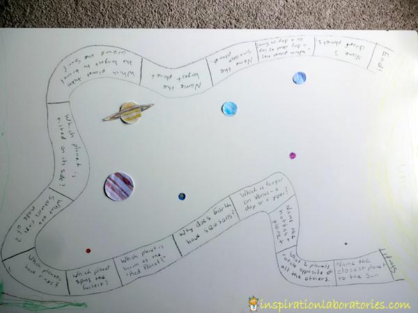 Planets Game