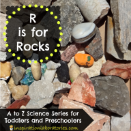 R is for Rocks