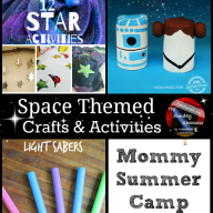 The Sunday Showcase - Space Crafts & Activities