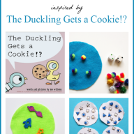 The Duckling Gets a Cookie Math Games