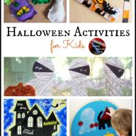 The Sunday Showcase - Halloween Activities
