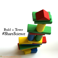 #ShareScience Build a Tower