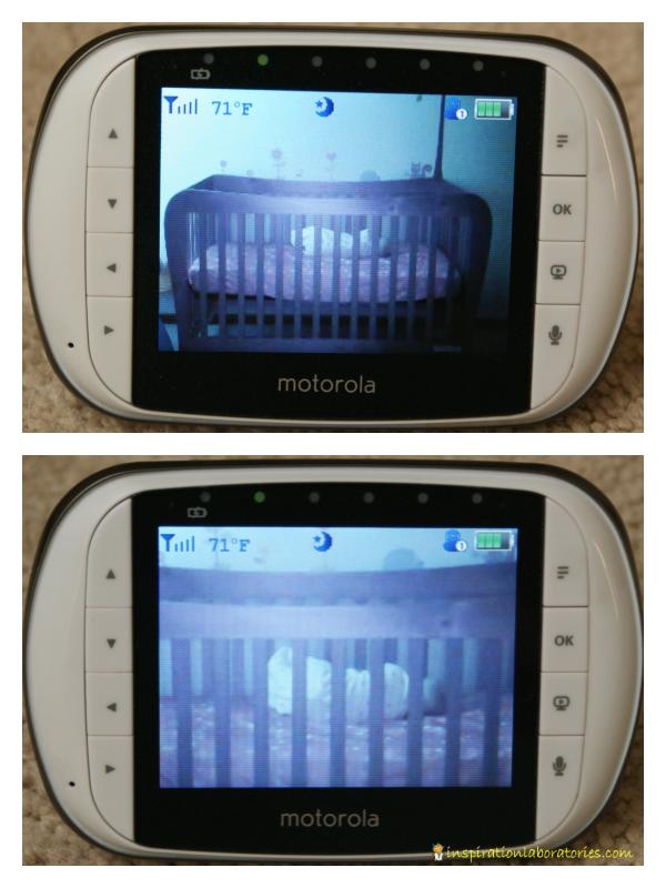 Motorola monitor zoom