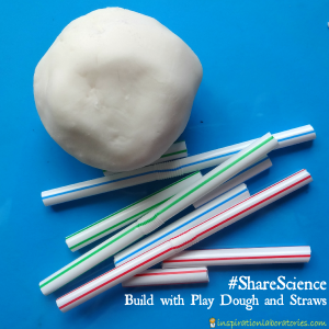 play dough straws