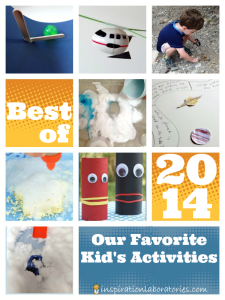 Our Favorite Kid's Activities of 2014