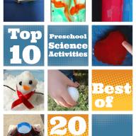 Top 10 Preschool Science Activities of 2014