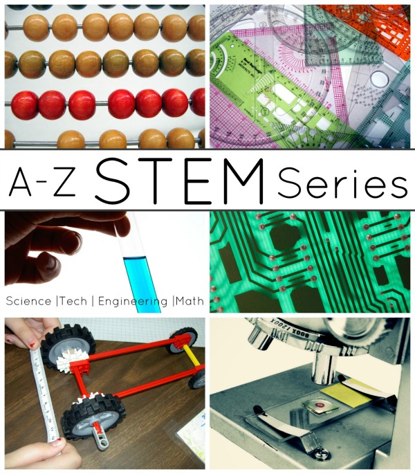 A-Z STEM Activity Series