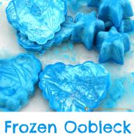 Frozen Oobleck