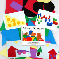 Shape Collages Inspired by Mouse Shapes