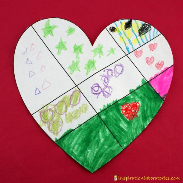Valentine Heart Glyph