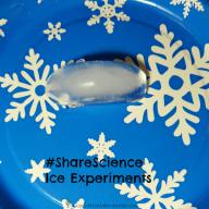 Frozen Experiments #ShareScience