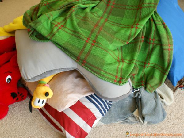 pillow fort