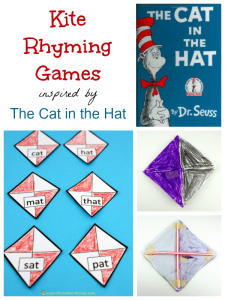 Kite Rhyming with the Cat in the Hat
