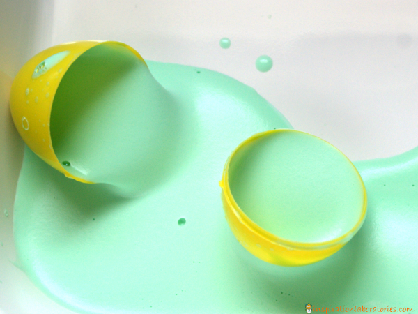 Expanding Foam inspired by  Honey Lemon's Chemistry Concoctions from Big Hero 6