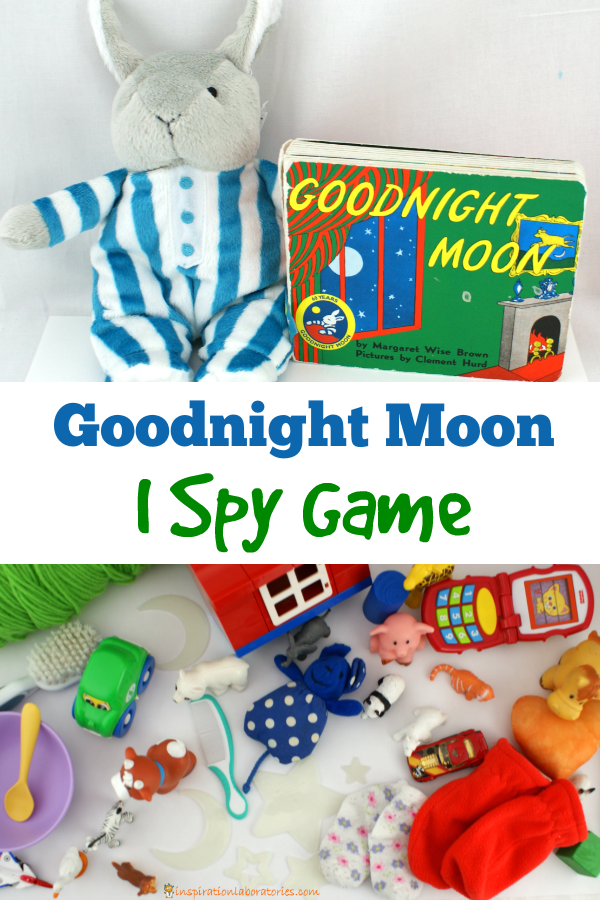 Goodnight Moon I Spy Game