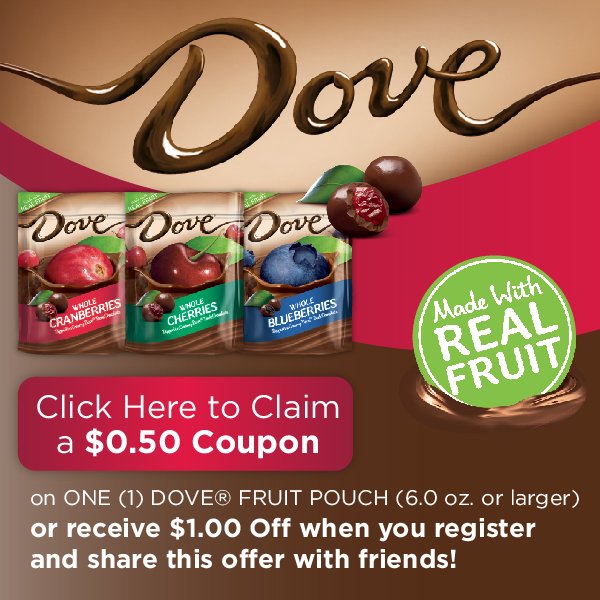 MARS DOVE coupon