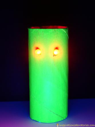 LED Robot Toy