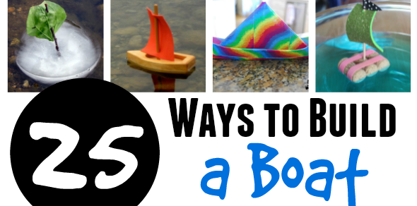 How to Build a Boat: 25 Designs and Experiments for Kids ...
